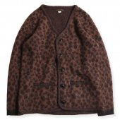 WEST RIDE / LEOPARD ABUSE CARDIGAN (LEO)
