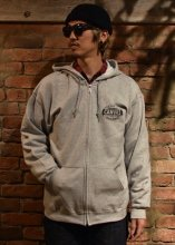 <img class='new_mark_img1' src='https://img.shop-pro.jp/img/new/icons1.gif' style='border:none;display:inline;margin:0px;padding:0px;width:auto;' />CANVAS - STANDARD LOGO ZIP HOODIE (GRAY)