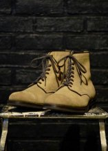 <img class='new_mark_img1' src='https://img.shop-pro.jp/img/new/icons50.gif' style='border:none;display:inline;margin:0px;padding:0px;width:auto;' />ROUGH AND RUGGED / MIL 8HOLE BOOTS (S.BEIGE)