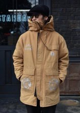 <img class='new_mark_img1' src='https://img.shop-pro.jp/img/new/icons1.gif' style='border:none;display:inline;margin:0px;padding:0px;width:auto;' />PANTYDROPPER - CARHARTT HOODIE COAT JKT (BROWN)