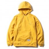 <img class='new_mark_img1' src='https://img.shop-pro.jp/img/new/icons50.gif' style='border:none;display:inline;margin:0px;padding:0px;width:auto;' />ROUGH AND RUGGED / CHAMP HOODIE (YELLOW)