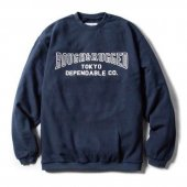 <img class='new_mark_img1' src='https://img.shop-pro.jp/img/new/icons1.gif' style='border:none;display:inline;margin:0px;padding:0px;width:auto;' />ROUGH AND RUGGED / CHAMP CREW (NAVY)