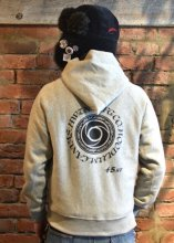 <img class='new_mark_img1' src='https://img.shop-pro.jp/img/new/icons1.gif' style='border:none;display:inline;margin:0px;padding:0px;width:auto;' />HWZN x HOODLUM x CANVAS - 45 MF PULLOVER HOODED (GRAY)