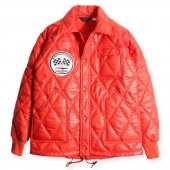 <img class='new_mark_img1' src='https://img.shop-pro.jp/img/new/icons1.gif' style='border:none;display:inline;margin:0px;padding:0px;width:auto;' />WEST RIDE / W QUILT JACKET (ORANGE)