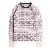 <img class='new_mark_img1' src='https://img.shop-pro.jp/img/new/icons1.gif' style='border:none;display:inline;margin:0px;padding:0px;width:auto;' />WEST RIDE / NGT LEONARD LONG TEE (IVORY)