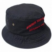 <img class='new_mark_img1' src='https://img.shop-pro.jp/img/new/icons1.gif' style='border:none;display:inline;margin:0px;padding:0px;width:auto;' />R-SAUCE Bucket Hat〔Black〕