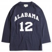 <img class='new_mark_img1' src='https://img.shop-pro.jp/img/new/icons1.gif' style='border:none;display:inline;margin:0px;padding:0px;width:auto;' />WEST RIDE / ALABAMA FOOTBALL TEE (NAVY)