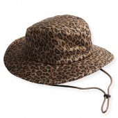 <img class='new_mark_img1' src='https://img.shop-pro.jp/img/new/icons1.gif' style='border:none;display:inline;margin:0px;padding:0px;width:auto;' />WEST RIDE / BOONIE HAT (LEOPARD)