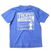 "<img class='new_mark_img1' src='https://img.shop-pro.jp/img/new/icons1.gif' style='border:none;display:inline;margin:0px;padding:0px;width:auto;' />TROPHY CLOTHING - ""HOLIDAY"" BOX LOGO TEE (KIDS SIZE ) (BLUE)"