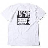 "<img class='new_mark_img1' src='https://img.shop-pro.jp/img/new/icons1.gif' style='border:none;display:inline;margin:0px;padding:0px;width:auto;' />TROPHY CLOTHING - ""HOLIDAY"" BOX LOGO TEE (KIDS SIZE) (WHITE)"