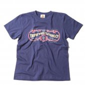 """TROPHY CLOTHING - """"HOLIDAY"""" 15TH WORK LOGO TEE (KIDS SIZE) (NAVY)"""