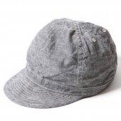 TROPHY CLOTHING -SUMMER PRISONER CAP (BLACK)