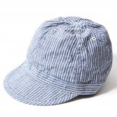 <img class='new_mark_img1' src='https://img.shop-pro.jp/img/new/icons50.gif' style='border:none;display:inline;margin:0px;padding:0px;width:auto;' />TROPHY CLOTHING -SUMMER PRISONER CAP (STRIPE)