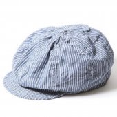 <img class='new_mark_img1' src='https://img.shop-pro.jp/img/new/icons50.gif' style='border:none;display:inline;margin:0px;padding:0px;width:auto;' />TROPHY CLOTHING -SUMMER NEWSBOY CAP (STRIPE)