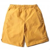 <img class='new_mark_img1' src='https://img.shop-pro.jp/img/new/icons50.gif' style='border:none;display:inline;margin:0px;padding:0px;width:auto;' />TROPHY CLOTHING - GYM SHORTS (MUSTARD)