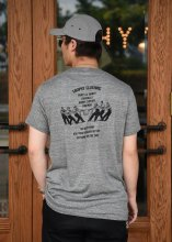 TROPHY CLOTHING - WORKERS MIX TEE (H.GRAY)