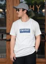 TROPHY CLOTHING - SUPERIOR MIX TEE (OATMEAL)