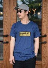 TROPHY CLOTHING - SUPERIOR MIX TEE (H.NAVY)