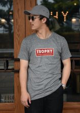 TROPHY CLOTHING - SUPERIOR MIX TEE (H.GRAY)