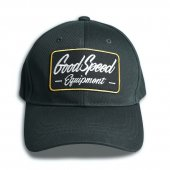 <img class='new_mark_img1' src='https://img.shop-pro.jp/img/new/icons1.gif' style='border:none;display:inline;margin:0px;padding:0px;width:auto;' />GOODSPEED equipment - GSE Logo Patch Cotton Cap (DARK GREEN)