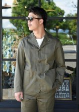 <img class='new_mark_img1' src='https://img.shop-pro.jp/img/new/icons1.gif' style='border:none;display:inline;margin:0px;padding:0px;width:auto;' />TROPHY CLOTHING - CIVILIAN JACKET (OLIVE)