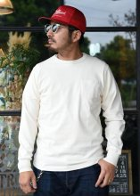 <img class='new_mark_img1' src='https://img.shop-pro.jp/img/new/icons1.gif' style='border:none;display:inline;margin:0px;padding:0px;width:auto;' />TROPHY CLOTHING - OD POCKET L/S TEE (NATURAL)
