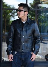 <img class='new_mark_img1' src='https://img.shop-pro.jp/img/new/icons1.gif' style='border:none;display:inline;margin:0px;padding:0px;width:auto;' />TROPHY CLOTHING - HORSEHIDE 2605 JACKET