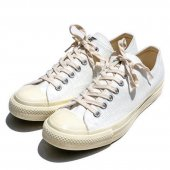 <img class='new_mark_img1' src='https://img.shop-pro.jp/img/new/icons1.gif' style='border:none;display:inline;margin:0px;padding:0px;width:auto;' />TROPHY CLOTHING - MILL TRAINERS LOW-TOP (WHITExCREAM)