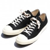 <img class='new_mark_img1' src='https://img.shop-pro.jp/img/new/icons1.gif' style='border:none;display:inline;margin:0px;padding:0px;width:auto;' />TROPHY CLOTHING - MILL TRAINERS LOW-TOP (BLACKxCREAM)