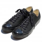 <img class='new_mark_img1' src='https://img.shop-pro.jp/img/new/icons1.gif' style='border:none;display:inline;margin:0px;padding:0px;width:auto;' />TROPHY CLOTHING - MILL TRAINERS LOW-TOP (BLACKxBLACK)