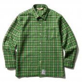 <img class='new_mark_img1' src='https://img.shop-pro.jp/img/new/icons1.gif' style='border:none;display:inline;margin:0px;padding:0px;width:auto;' />SOFTMACHINE / SOUTHERN SHIRTS (GREEN)