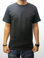 REBEL8-BASIC TEE(BLACK)