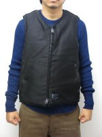 UNCROWD - N-1 DECK VEST(BLACK)