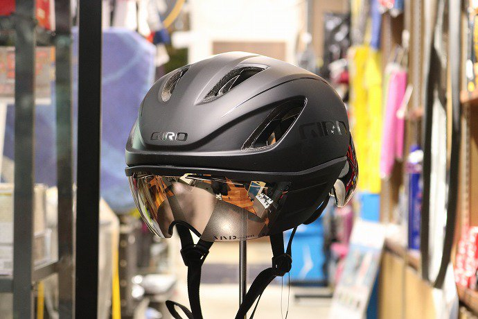GIRO(ジロ) VANQUISH MIPS ASIAN FIT Matte Black