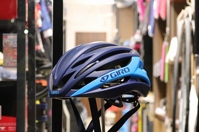 GIRO(ジロ) SYNTAX MIPS ASIAN FIT Midnight-Blue