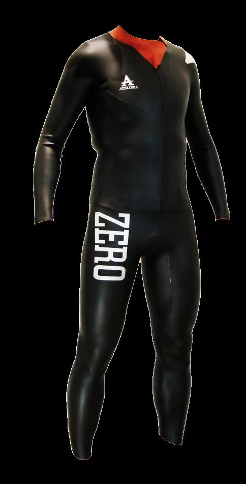 ATHLONIA ZERO(2020モデル) 既製ウェットスーツ