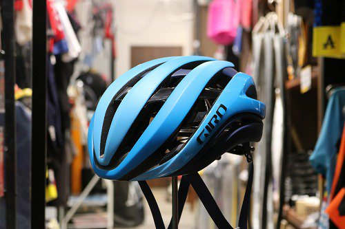 GIRO(ジロ)AETHER MIPS ASIAN FIT MATTE-MIDNIGHT-BLUE