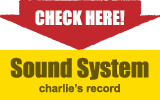 charlies recordのSOUNDについて