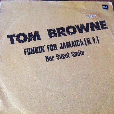 Tom Browne / Funkin' For Jamaica (7inch spain org)