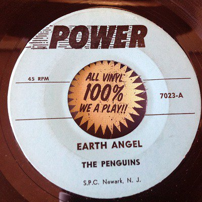 The Penguins / Earth angel (7inch us org)