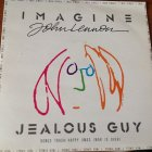 John lennon / HAPPY CHRISTMAS / IMAGINE (7INCH 3EP UK)