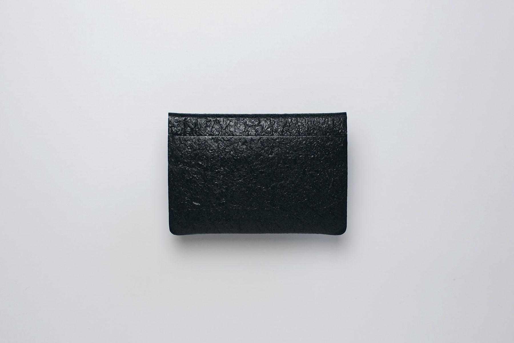 PE CARD CASE_black