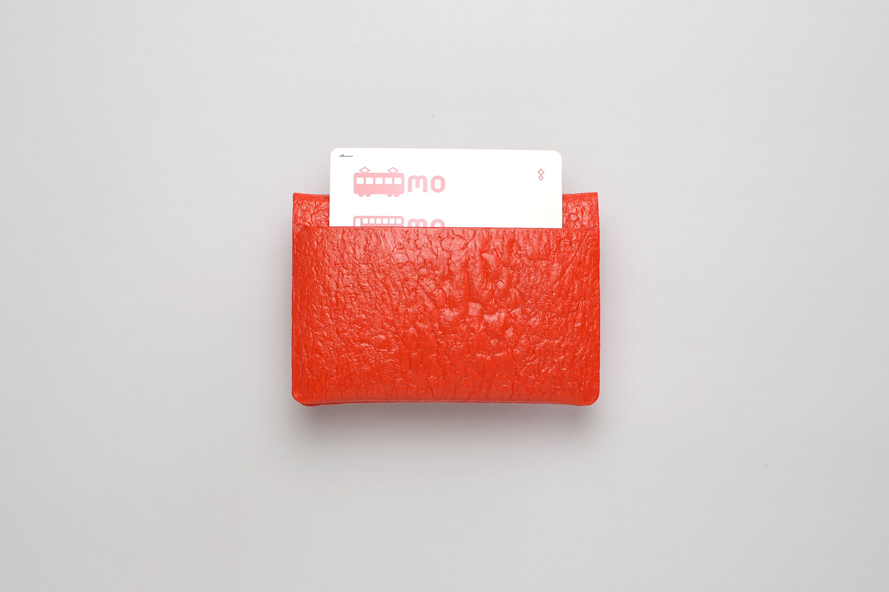 PE CARD CASE_red