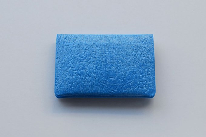 PE CARD CASE / Sky blue