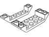 逆スロープ45度6×1両側傾斜(#52501)・6×2両側傾斜(#22889)