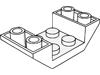 逆スロープ45度4×2両側傾斜(#4871)