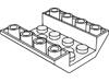 逆スロープ45度4×4(両側傾斜)