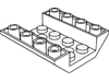 逆スロープ45度4×4両側傾斜(#72454)