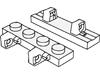 ヒンジプレート1×4ロック(側面に指2本)・ヒンジプレート1×4ロック(上部に指2本)