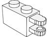 ヒンジブリック1×2ロック水平指2本(#30540)